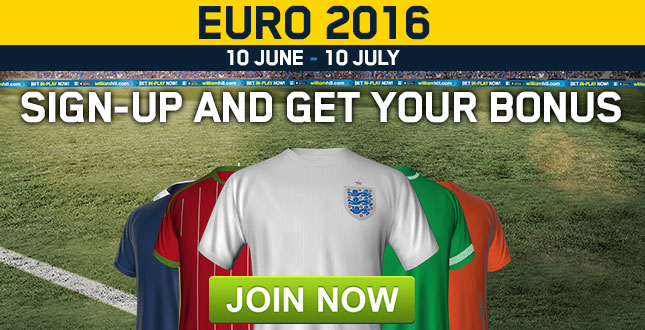 Euro 2016 Betting Odds - William Hill