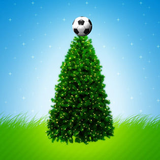 football-christmas-tree-facebook-cover